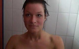 Deutsch Amateur Öffentlichkeit ficken cum auf ihrem schönen titis
