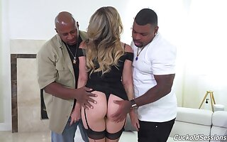 Cory Chase is unqualifiedly in their way prospect when two black lovers take the cords