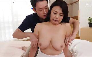 Asian mature floosie delightful sex instalment