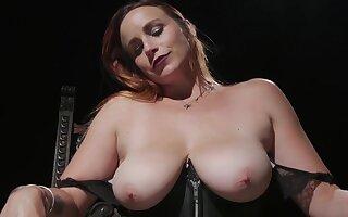 Hot bore Joi - Striptease