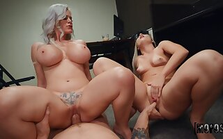 Share My BF - Down In the matter of Business 2 - Big Tits