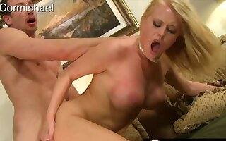 Cock hungry MILFs enjoy their experienced pussies getting pounded eternal with thick with the addition of stiff cocks