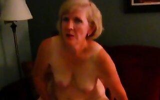 Granny loves baleful flannel