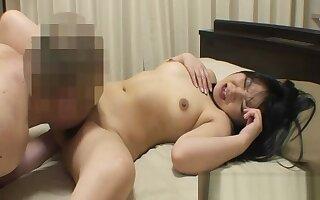 Yuka Imai - Hairy Pussy Pissing JAV Mom Fucked Plus Creampied