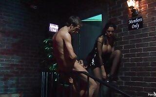 Amazing Club Hustler Hard Core Porn