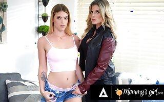 MommysGirl Stepmommy Cory Hunting Has A Lesbian MidLife Crisis