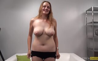 Tereza is in the mood for a casual fuck with a stranger, all night long