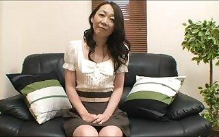 50yr old Granny Yoko Kasahara Love Creampies (Uncensored)