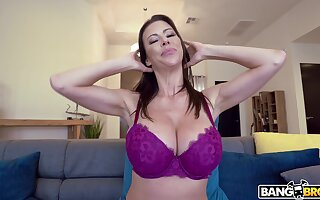 Busty mature Alexis Fawx fucked and gets her soul covered with cum